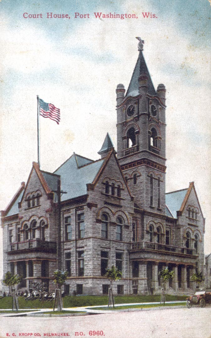 Ozaukee County Courthouse
