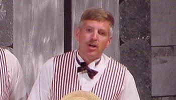 Steve Pook in The Music Man