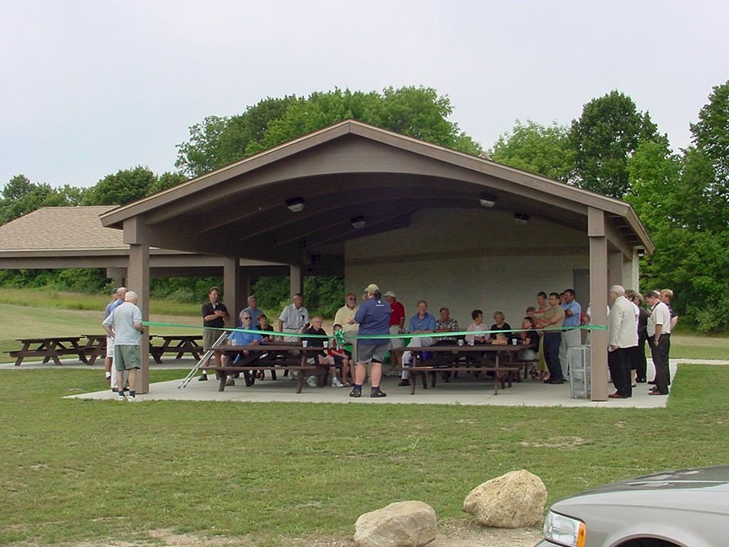 Tendick Park Shelter Dedication 012