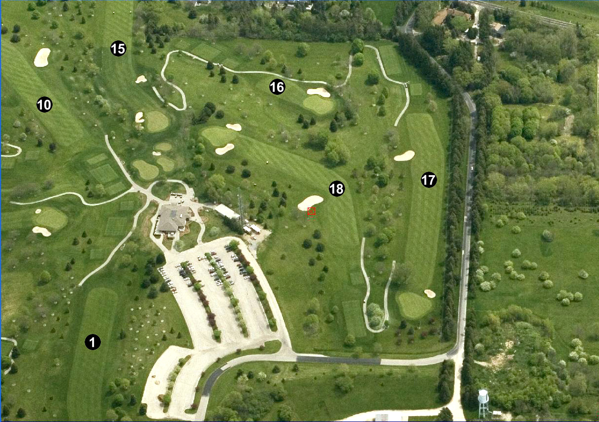 Mee-Kwon Golf Course Holes 002
