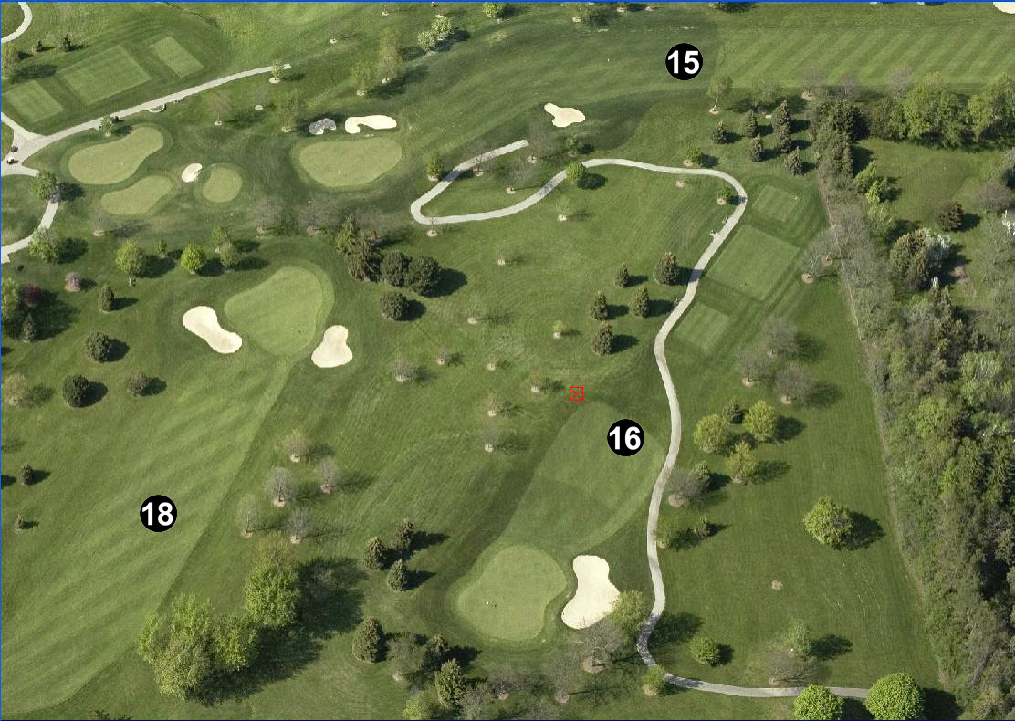 Mee-Kwon Golf Course Holes 003