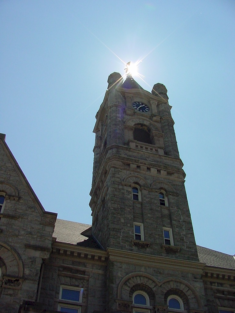 Courthouse Steeple